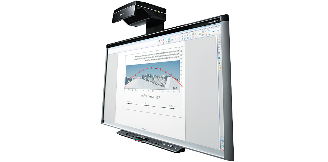 Interaktivní tabule SMART Board 800