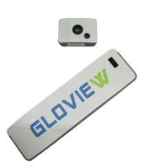 Interaktivní snímač gloview